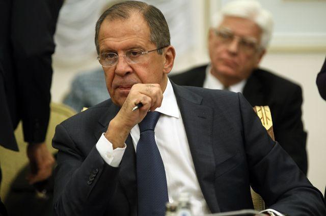 خبرنگاران لاوروف از امکان توقف مذاکره با اروپا گفت
