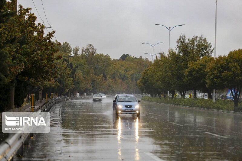 خبرنگاران رییس پلیس راه یزد: بیشتر جاده های استان لغزنده است