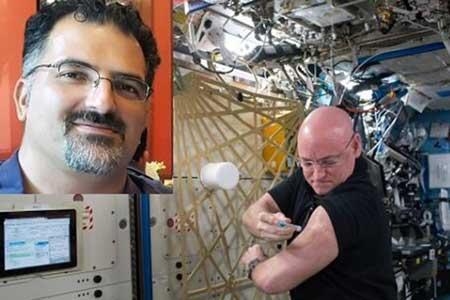 یک ایرانی عامل بیماری فضانوردان در فضا را کشف کرد