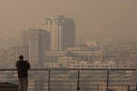 هشدار وزارت بهداشت درباره هوای تهران