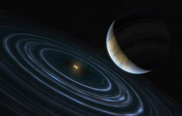 سیارهای فراخورشیدی که میتواند کلید تکامل سیاره نهم منظومه شمسی باشد