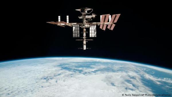 نشت هوا در ایستگاه فضایی