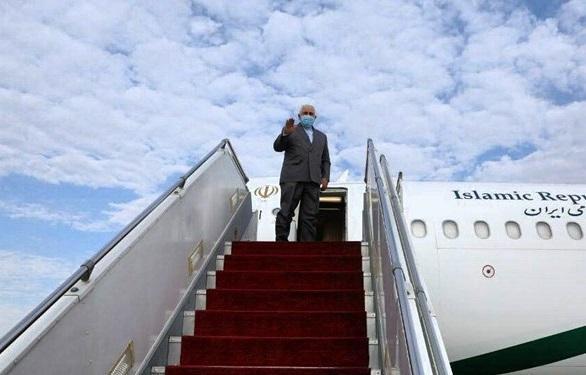 ظریف به باکو، مسکو، ایروان، تفلیس و ترکیه می رود