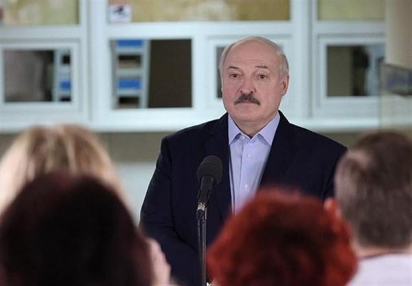 لوکاشنکو: تروریست ها از اوکراین سلاح به بلاروس وارد نموده اند