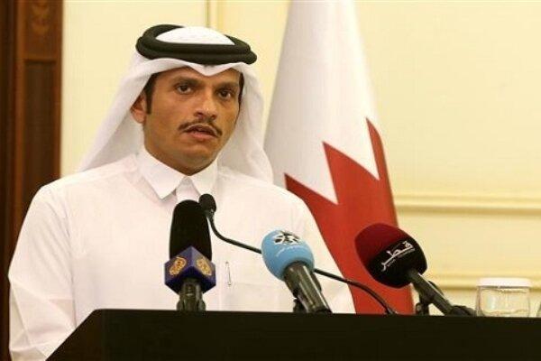 وزیر خارجه قطر با نماینده آمریکا در امور ایران مصاحبه کرد