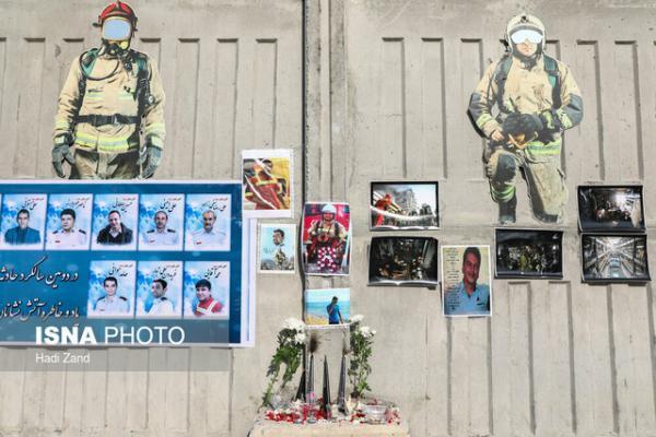 تسلیت قالیباف برای سالروز شهادت آتش نشانان در حادثۀ ساختمان پلاسکو