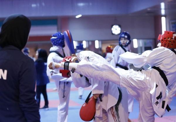12 تکواندوکار در دور جدید تمرینات تیم ملی بانوان