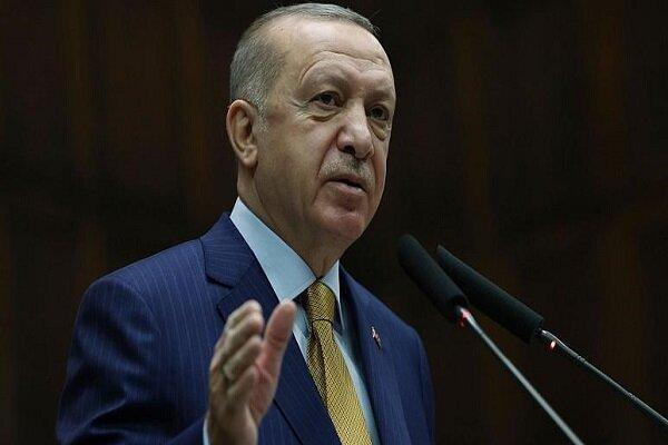 اردوغان:دنیا غرب با اسلام هراسی مقابله نمی کند