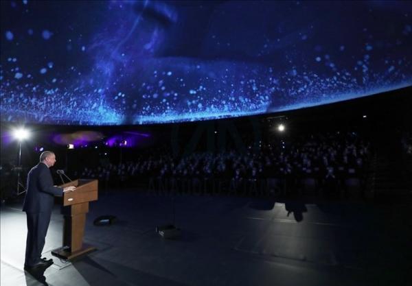 گزارش، برنامه فضایی ترکیه، هدف علمی یا بلندپروازی سیاسی؟