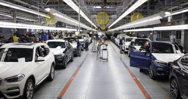 فراوری خودروهای شاسی بلند BMW در چین به جای آمریکا