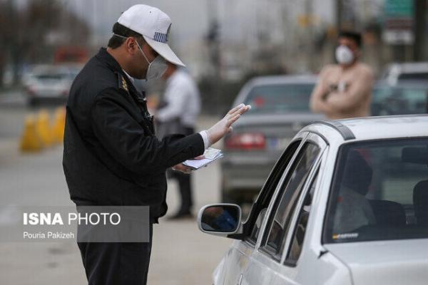 شروع ممنوعیت تردد در ورودی ها و خروجی های خوزستان