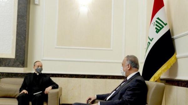الکاظمی: سفر پاپ به عراق در تحکیم ثبات سهیم خواهد بود