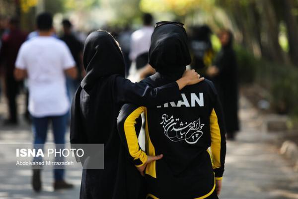 برنامه عمومی ورزش زنان ایران در سال 1400