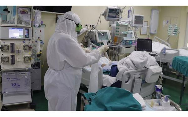 بستری های کرونا در بیمارستان امام خمینی(ره) 2 برابر شد