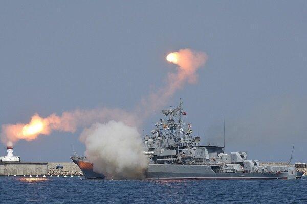 رزمایش روسیه در دریای سیاه شروع شد