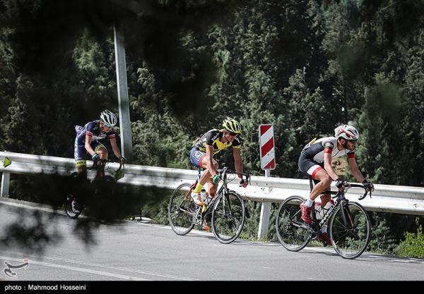 دعوت از 6 رکابزن به اردوی تیم ملی دوچرخه سواری جاده