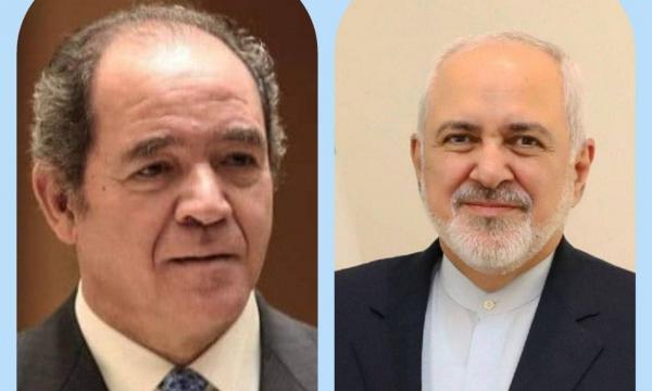 تحولات منطقه ای محور رایزنی وزرای خارجه ایران و الجزایر