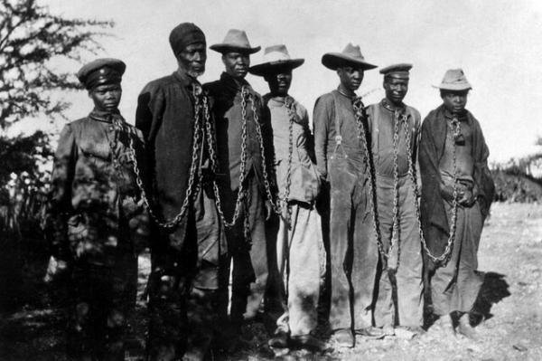 آلمان به نقش خود در نسل کشی نامیبیا در شروع قرن بیستم اذعان کرد