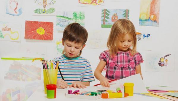 10 بازی خلاقانه برای بچه ها 3 تا 6 ساله