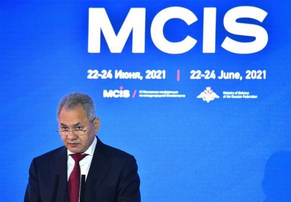 نگرانی وزیر دفاع روسیه از شرایط امنیتی در آستانه انفجار اروپا