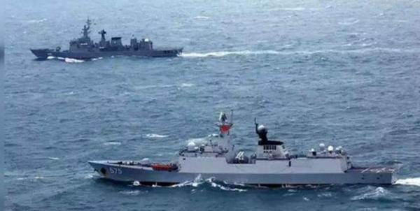 ادعای ژاپن در مورد ورود چهار فروند شناور چینی به جزایر سناکو