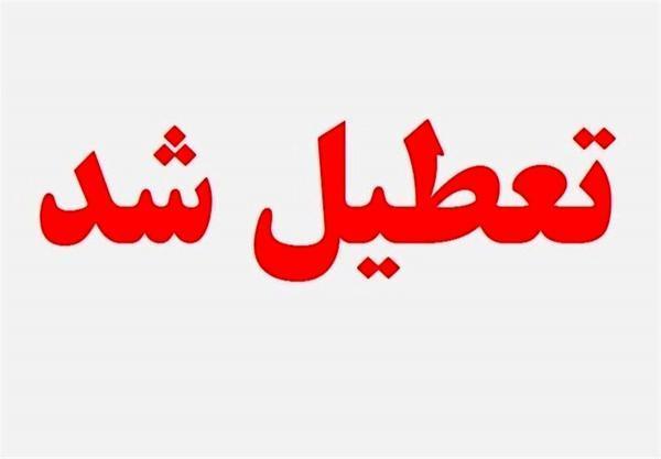 تعطیلی 18 شهرستان خوزستان در روز شنبه