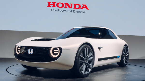 خیز هوندا برای انحصار در ساخت خودرو های برقی