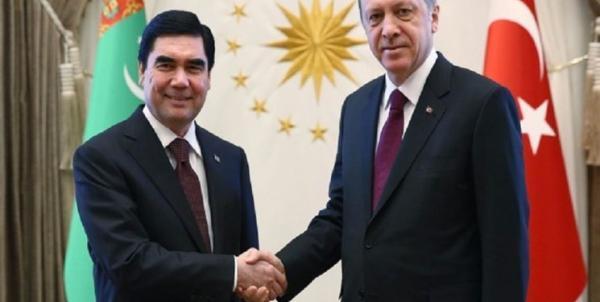 رئیس جمهور ترکیه به عشق آباد سفر می نماید