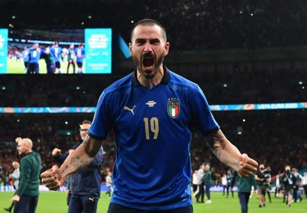 یورو 2020، وقتی بونوچی با جیمی جامپ اشتباه گرفته شد!