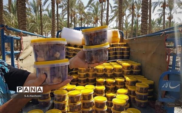 48 هزار تن خرما از کشور صادر شد