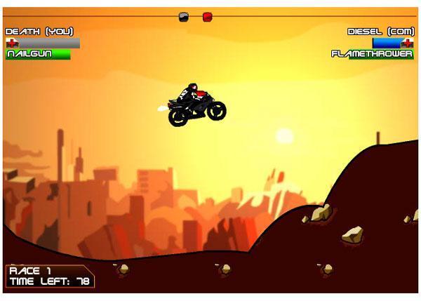 بازی Diesel And Death