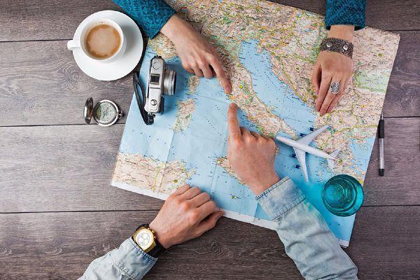 هشت شیوه برای کاهش هزینه های سفر ، رزرو آنلاین هتل های خارجی