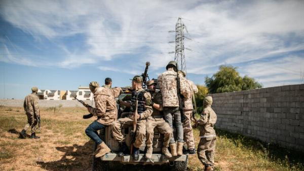 تور ارزان لحظه آخری ترکیه: ترکیه مزدوران سوری را از پایگاهی در لیبی خارج ساخت