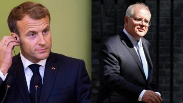 تور استرالیا: کوشش فرانسه و استرالیا برای ادامه مذاکرات تجاری به رغم بحران زیردریایی ها