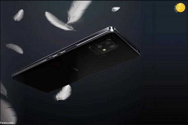 رونمایی از سبک ترین گوشی 5G جهان